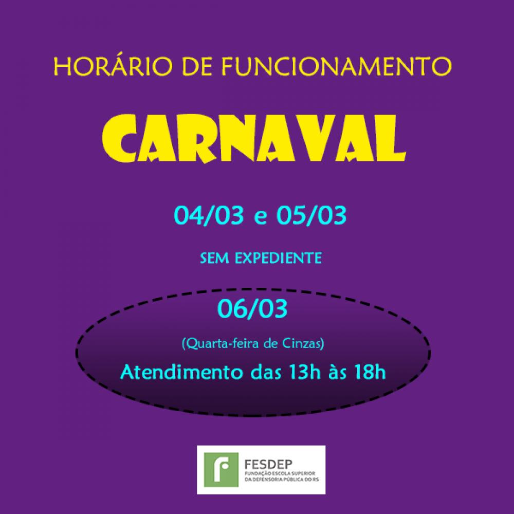 CARD HORARIO CARNAVAL