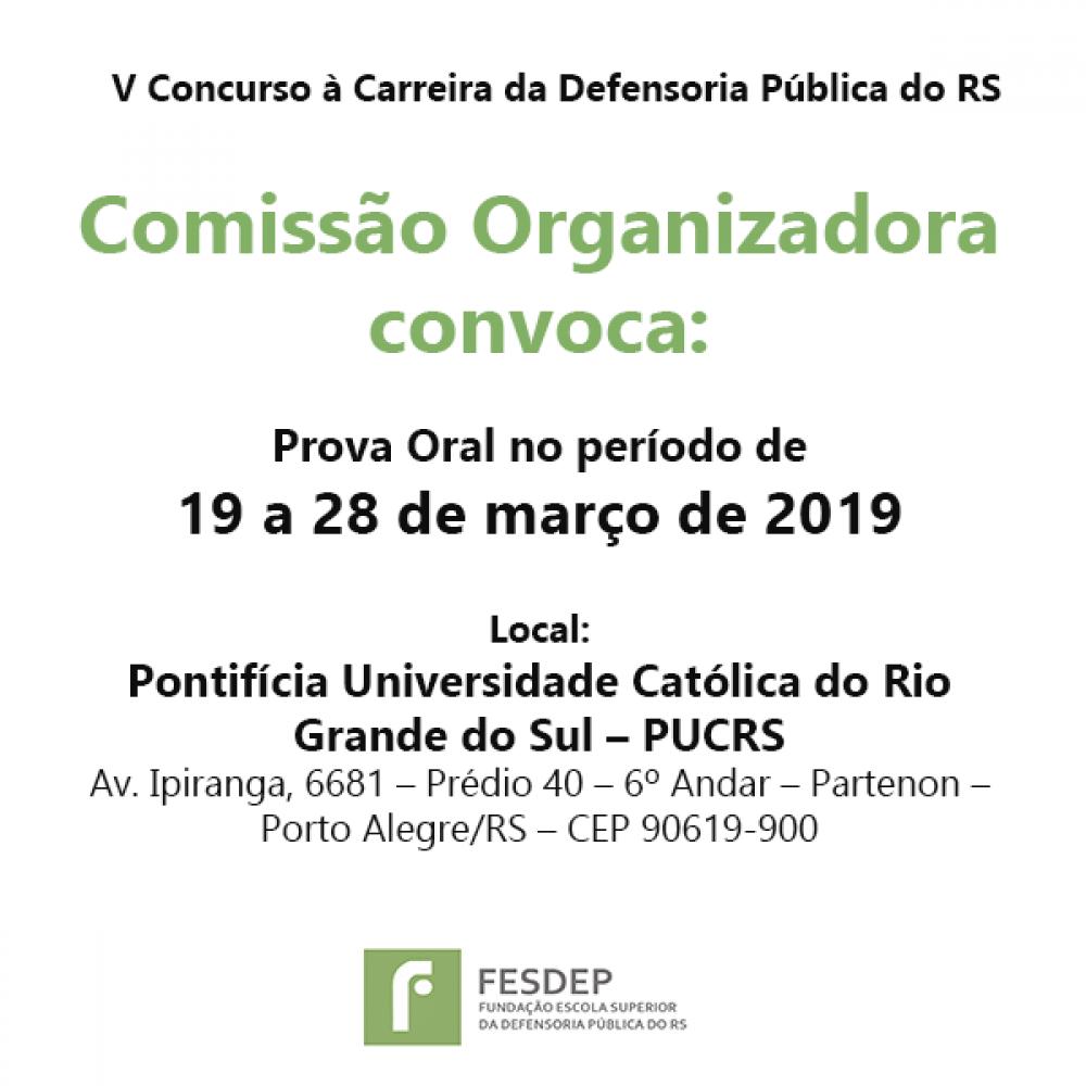 2019.03.08 - informacoes V Concurso