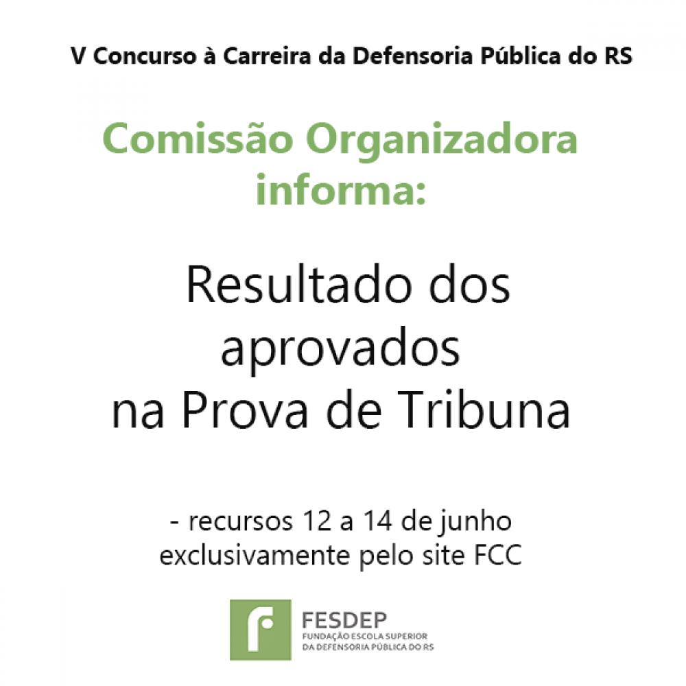 2019.05.31 - informacoes V Concurso