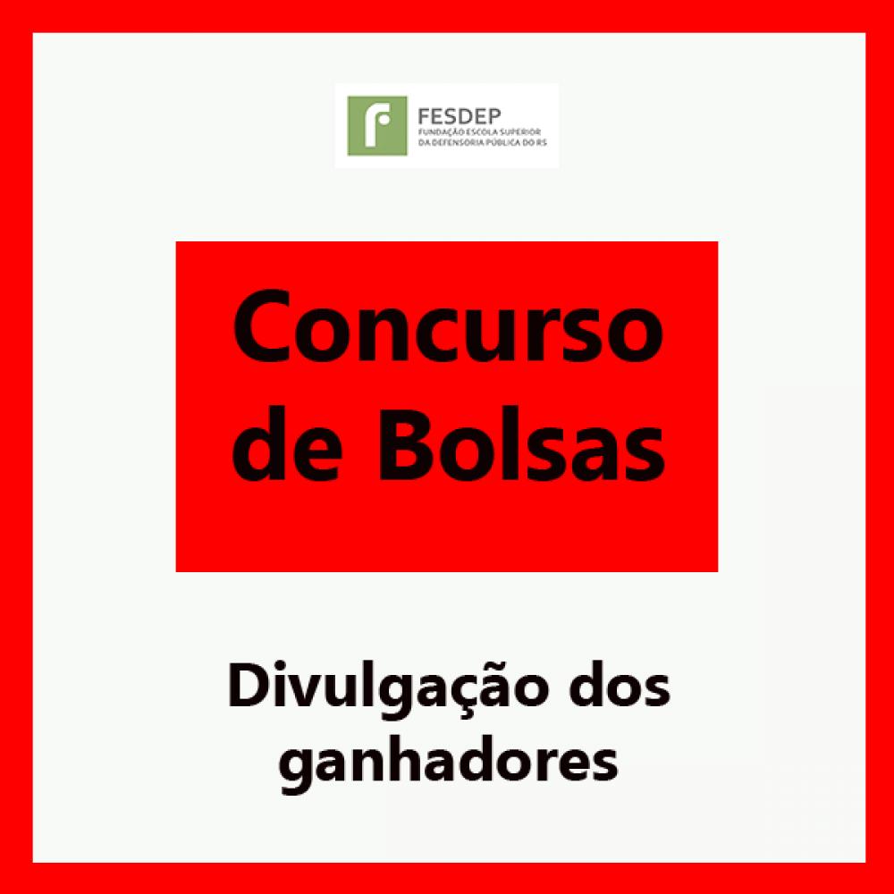 2019.07.30 - Concurso de bolsas divulgacao