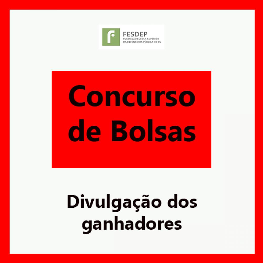 2019.02.25 - Concurso de bolsas