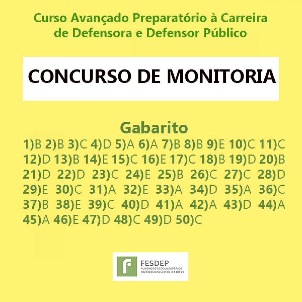2019.12.09 - Concurso de Monitoria