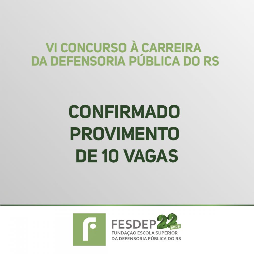 24.03.2021 - VI Concurso  Banca